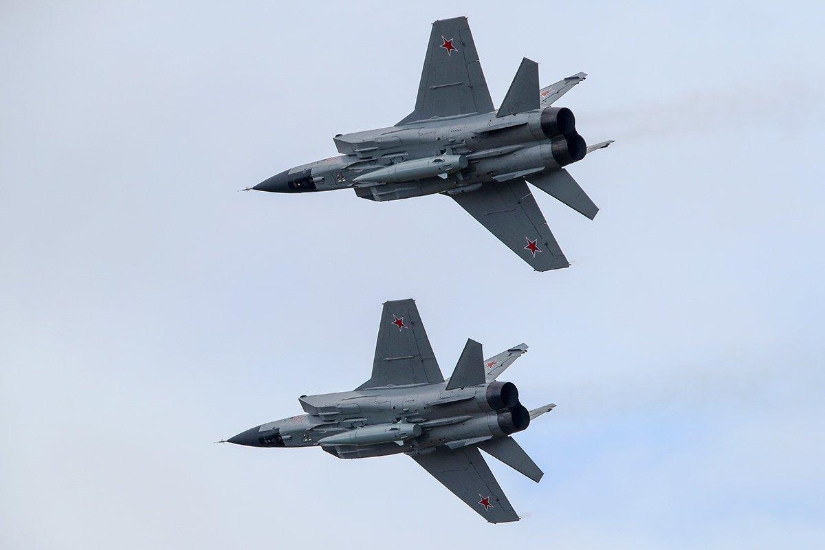 МиГ-31 К