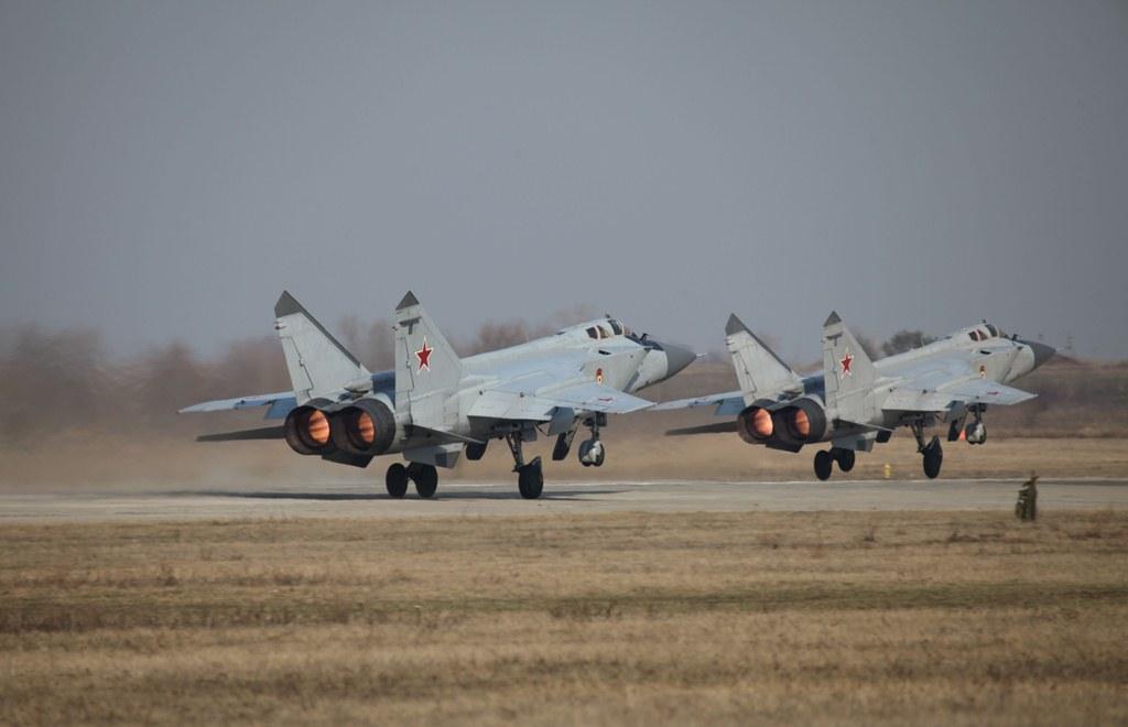 МиГ -31  БМ